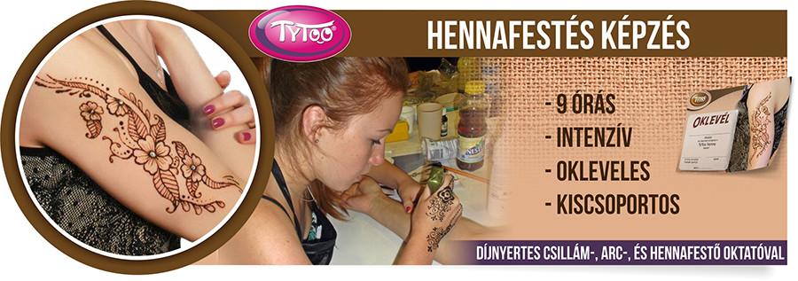Henna képzés