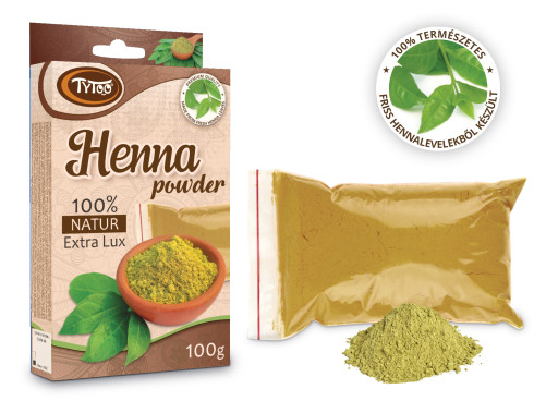 TyToo Henna Extra Lux por 100g