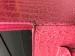 Nagy Testfestő táska Rózsaszín Esztétikai hibával