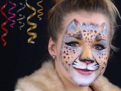 Tedd különlegesebbé gyermeked farsangi jelmezét arcfestéssel