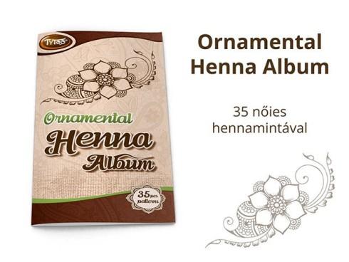 TyToo Ornamental Henna Album