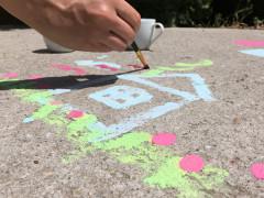 Hogyan készíts aszfaltfestéket házilag?
