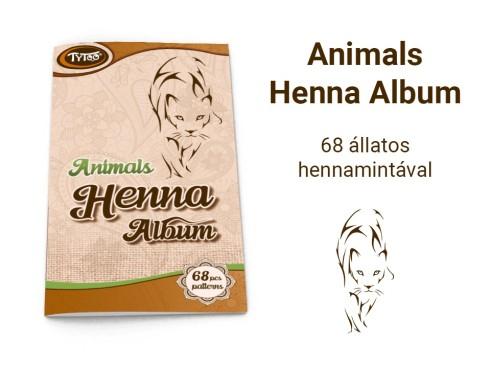 TyToo Animals Henna Album
