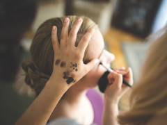 Tedd emlékezetessé gyermekednek az idei Halloweent arcfestéssel
