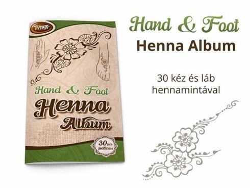 TyToo Hand & Foot Henna Album