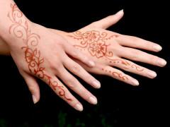 2018 nyarának legtrendibb henna mintái - Te viselnéd őket?