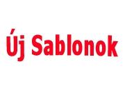 Sablonok - ÚJ Sablonok